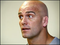 All Blacks coach John Mitchell