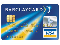 Bbc news business barclaycard faces new card storm barclaycard reheart Images