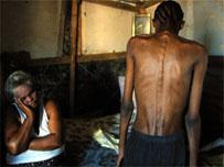 Paciente de SIDA en Sud�frica