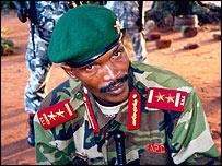FAPC Commander Jerome Kakwavu