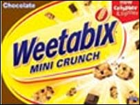 Weetabix mini crunch