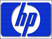 Logo de Hewlett-Packard.