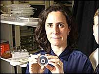 Professor Stacey Bent, Linda A. Cicero / Stanford News Service
