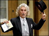 Billy Connolly CBE