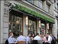 All Bar One pub