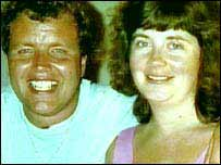 Angela Cannings and her husband Terry