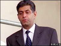 Oxford chairman Firoz Kassam