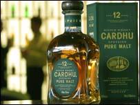 Cardhu Pure Malt