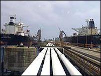 Iraqi oil pipeline