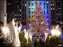 Rockefeller Centre, New York