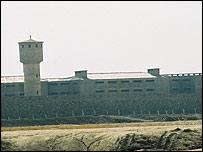 Pul-e-Charkhi prison near Kabul