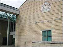 Northamptonshire Crown Court
