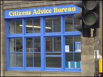Citizens Advice Bureau office