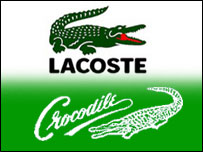 Lacoste loses t... International Trademark Suit