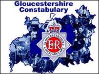 Gloucestershire Police logo