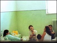 Romanian hospital