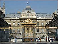 Здание суда в Париже (фото с сайта www.ca-paris.justice.fr)