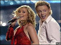 Eurovision flops Jemini