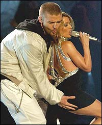 Justin Timberlake & Kylie Minogue