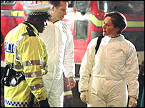 Amanda Burton in Silent Witness