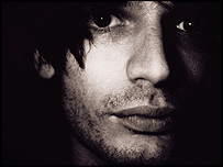 Jonny Greenwood from Radiohead