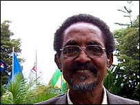 Dr Tewolde Egziabher   A Kirby