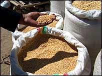 Grain sacks   A Kirby