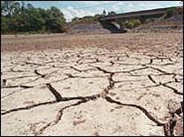 Sequía en EE.UU.