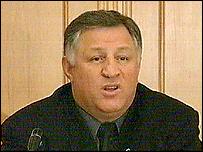 Адильгерей Магомедтагиров, министр внутренних дел Дагестана
