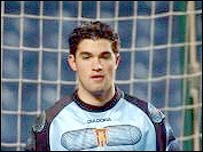 Aston Villa goalkeeper Boaz Myhill