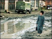 Local administrator Olga Fedotovskaya