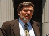 El juez Daniel Calvo