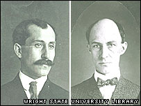 Orville and Wilbur Wright
