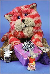 Bagpuss and the mice