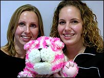 Bagpuss and his PR team