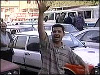 Иракец в Багдаде