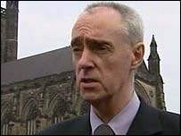 Deputy Justice Minister Hugh Henry
