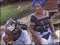 Nigerian women farmers