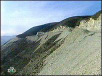 Горы в Дагестане