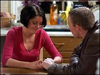 Elaine Lordan in EastEnders