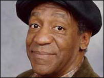 US comedian, Bill Cosby