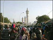 Mosque in Dakar