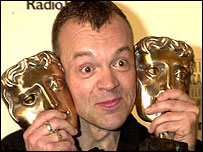 Norton with Baftas