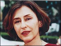 Azar Nafisi, photo by Lili Iravani
