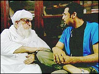 Salman Ahmad and Maulana Bijli