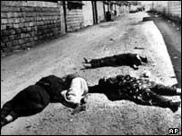 Жертвы газовой атаки в Ираке
