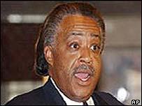 The Reverend Al Sharpton