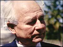 Lord Waddington, former chief whip