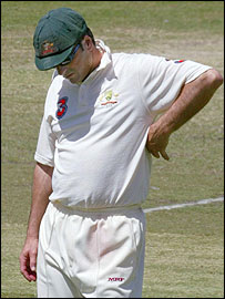 Steve Waugh wonders where it's all gone wrong in Adelaide