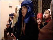 The children of Llanddeusant